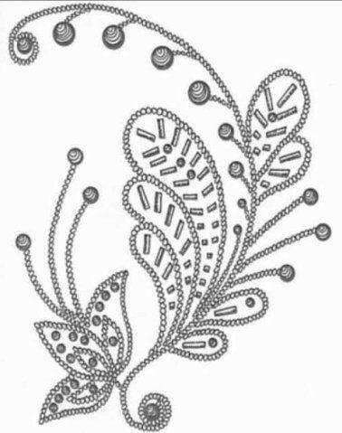 Рисунки для вышивки бисером на ткани!!! | 63 фотографии