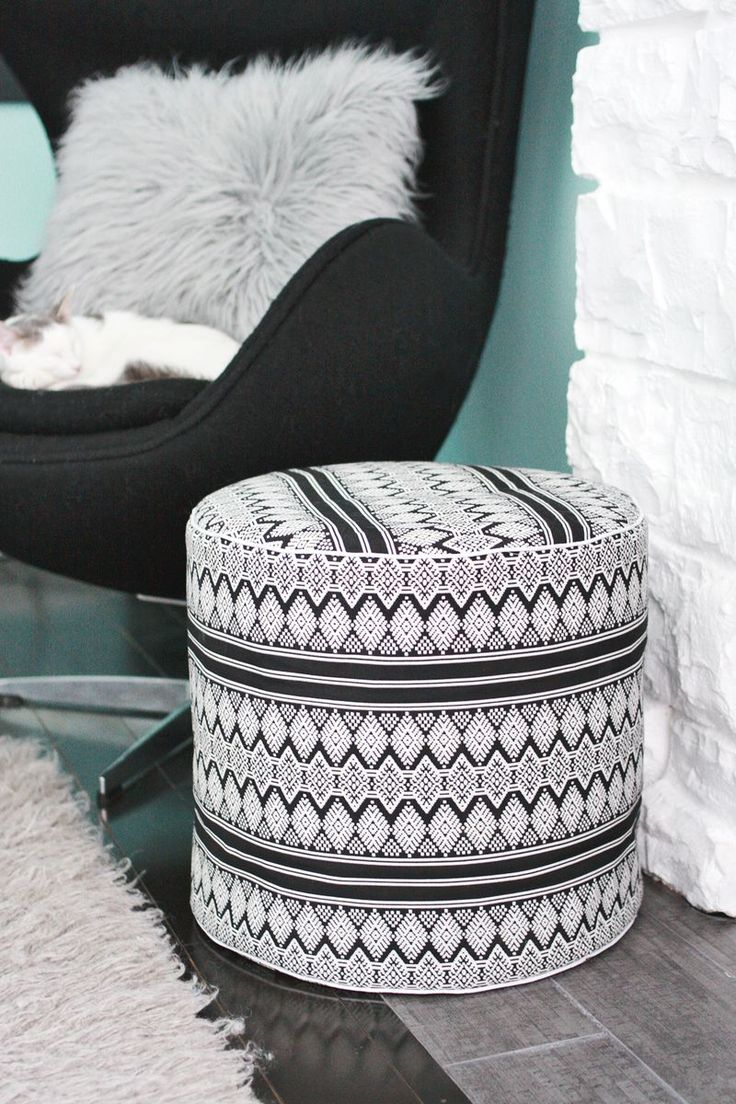 Best 25 Floor Pouf Ideas On Pinterest Crochet Floor