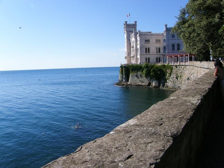 Miramare Castel, Trieste - Italy
