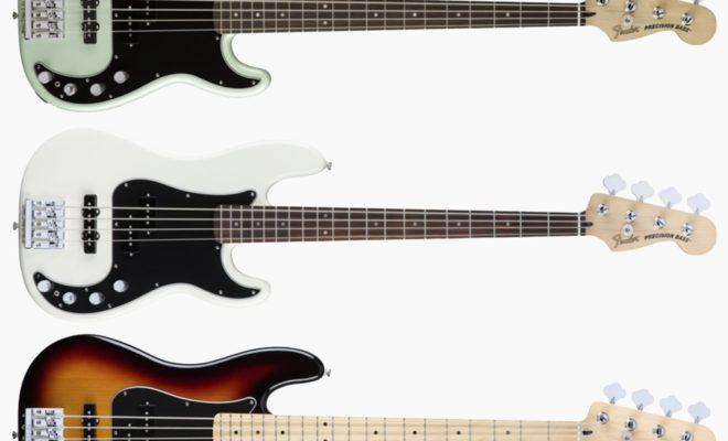 #BassMusicianMag Review – Fender Deluxe Active Precision Bass @BassMusicianMag #BassMusicianMag
