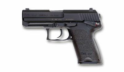 HK USP-Compact  9mm $992.00