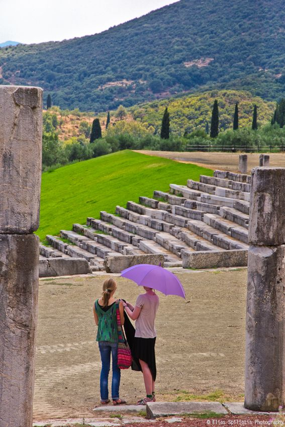 GREECE CHANNEL | #Ancient #Messene, #Peloponnese #Greece  http://www.greece-channel.com
