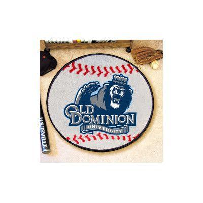 FANMATS NCAA Old Dominion University Baseball Mat