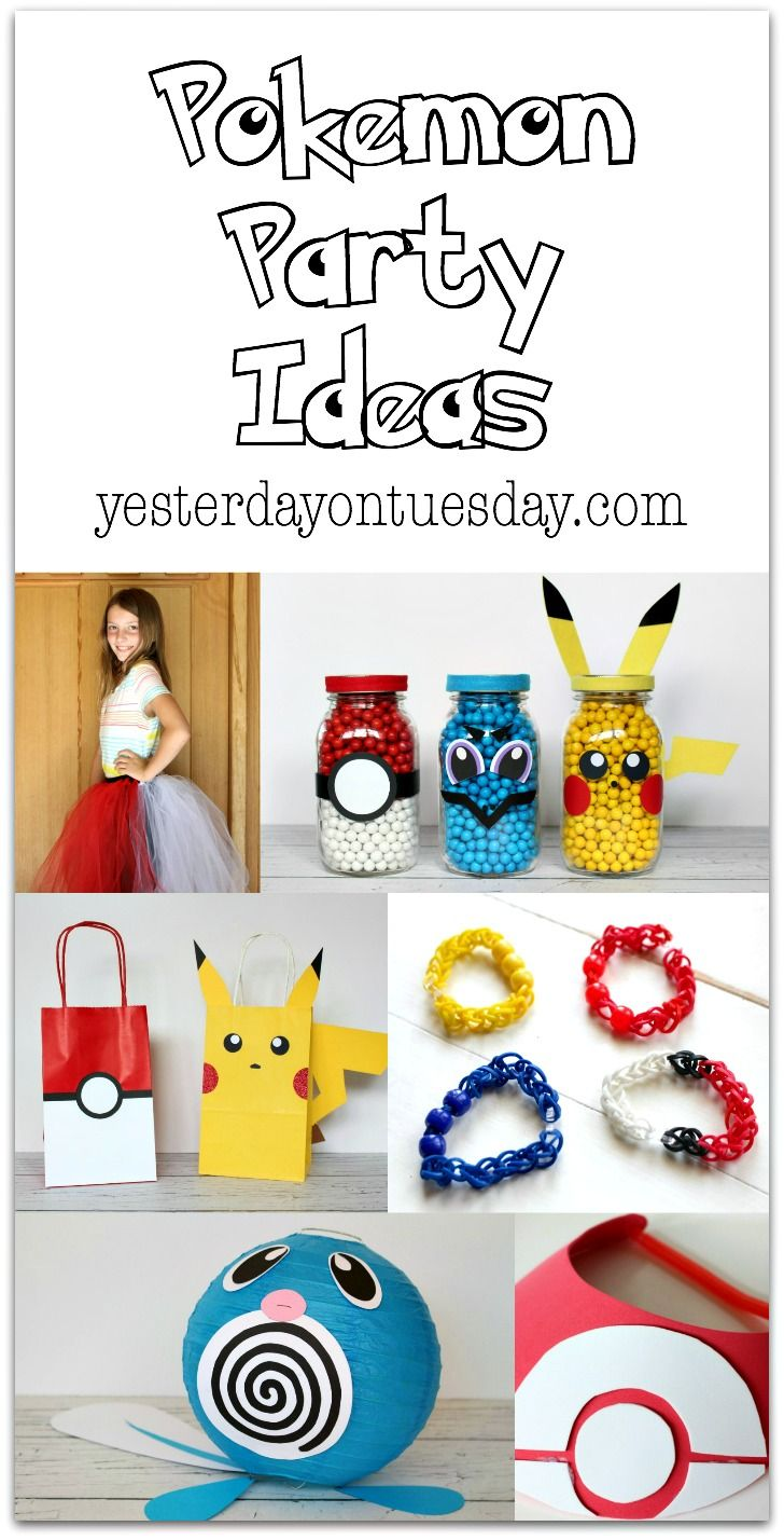 251 Best Images About Diy Pokemon On Pinterest Pokemon