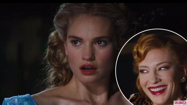 'Cinderella' Trailer: Magic, Glass Slippers and Cate Blanchett's Evil Laugh