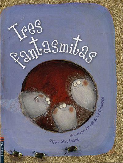 Tres fantasmitas se divierten asustando monstruos, brujas, ogros feroces... Pero…