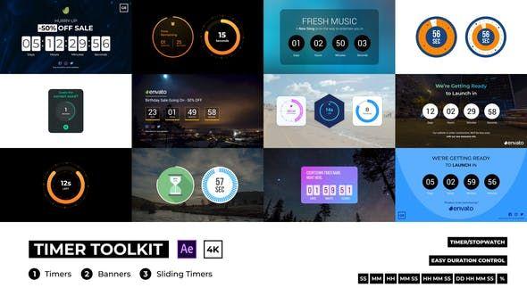 Countdown Timer Toolkit Countdown Timer Timer Stopwatch Timer