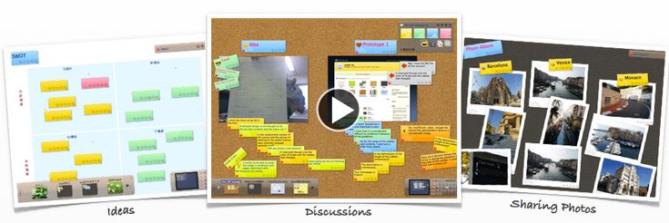 Online Message Board for Students to Communicate in Target Language
