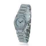 Bling Jewelry Geneva CZ Bridal Watch [Watch]