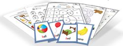 Learn how to count and write number 2 with these printable activity worksheets for preschool and kindergarten.