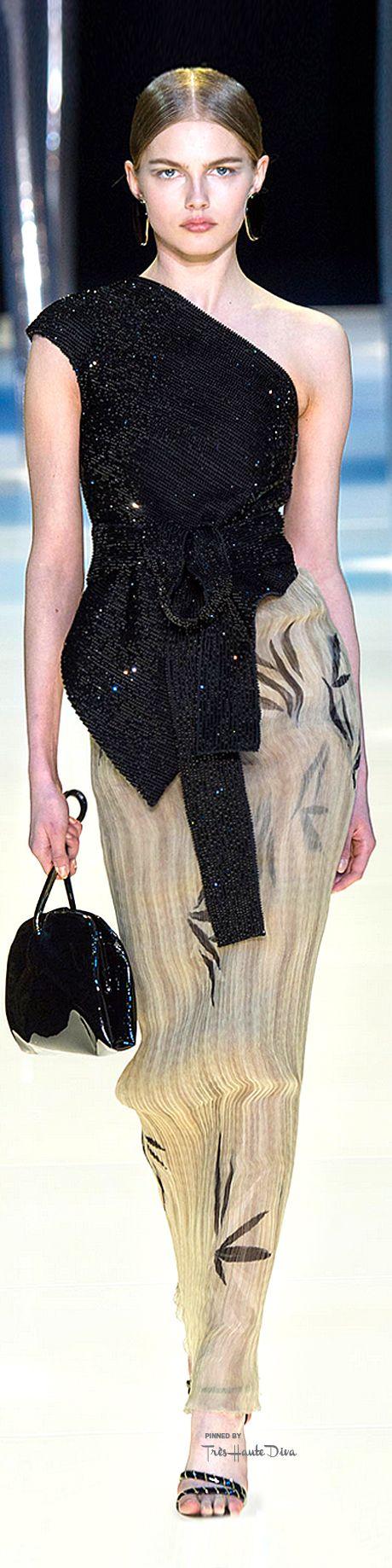 Armani Privé Spring 2015 Couture ♔THD♔ jαɢlαdy
