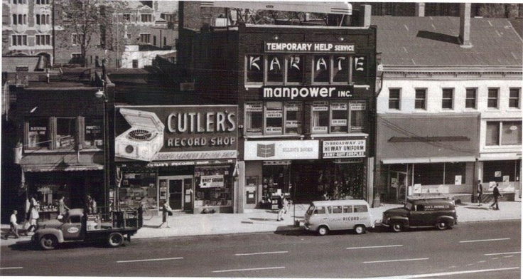 Old Pic Of New Haven Ct On Broadway Like The Name Of The