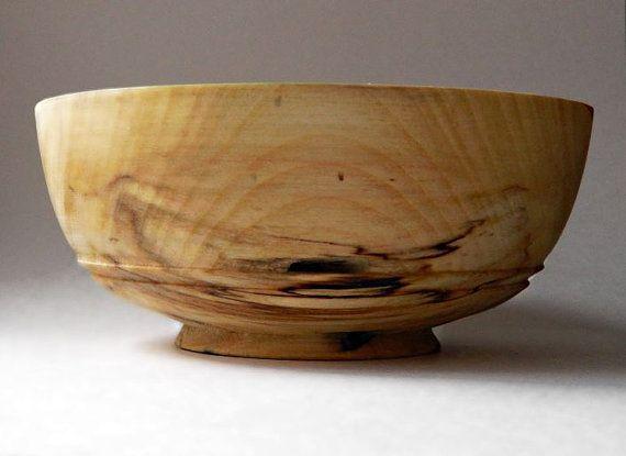 Деревянная чаша деревянная ваза декор для дома от WoodInProducts