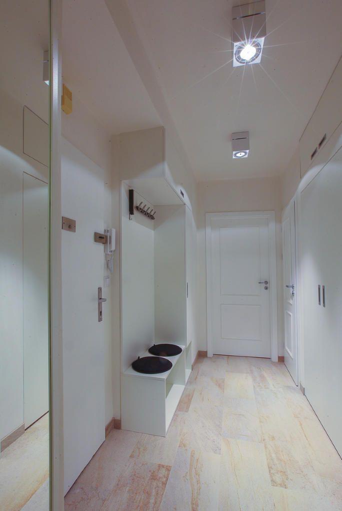 Rekonstrukce bytu, Praha 2, Kompletní rekonstrukce starého bytu po babičce