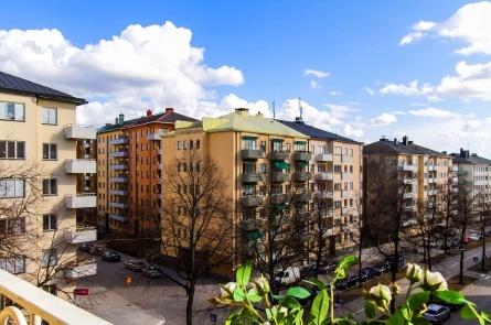 Erik Dahlbergsgatan 43, Nedre Gärdet, Stockholm  1:a · 37 m2 · 2 047 kr · Accepterat pris: 2 500 000 kr