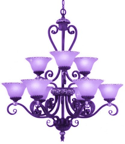 7 best purple chandelier images on pinterest purple chandelier purple chandelier mozeypictures Image collections