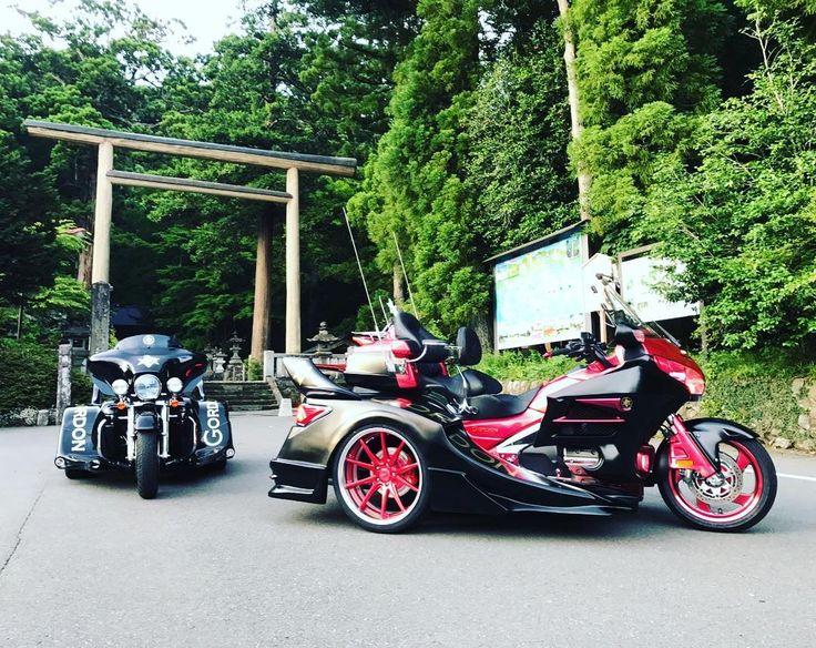 #GORDON_GL1800_TRIKE #gordon #gordontrike #trike #gl1800 #gl1800trike #goldwing #goldwing1800 #luxury #luxurylife #honda #Japan #supercar #superbike #biker #touring #instafashion #instahappy #instacars #instagood #ゴードン #トライク #ゴールドウィング #バイク #車 #ドライブ #ツーリング #ラグジュアリー #ホンダ - @gordon_enterprise