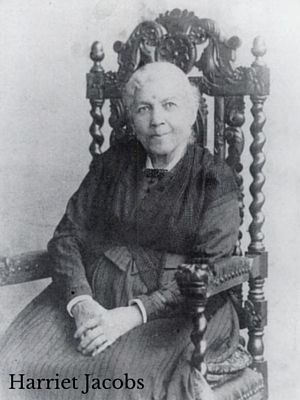 Harriet Jacobs worked with Contraband during the Civil War in Alexandria, VA. #womenshistory