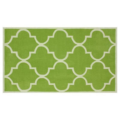 Natalia Rug, Green by One Kings Lane $229 #Olioboard #Product #Sales