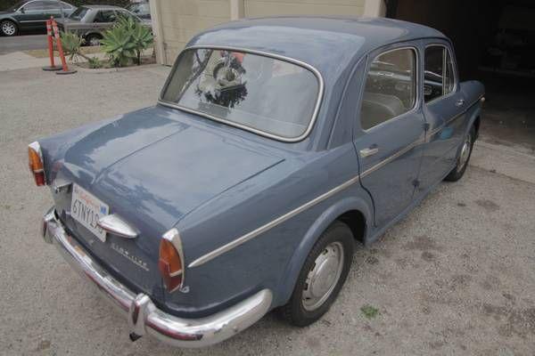 1960 FIAT 1100