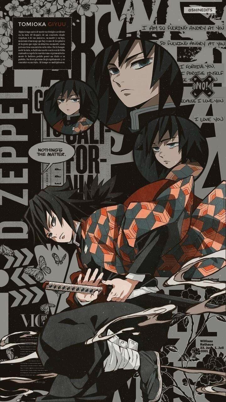 Aesthetic Demon Slayer Wallpaper Desktop Blogger Ndeso Anime Wallpaper Anime Wallpaper Iphone Friends Wallpaper Demon slayer anime phone wallpaper