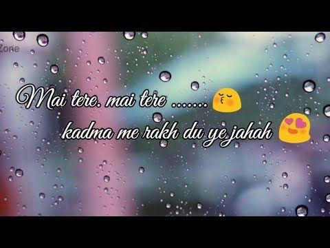 Zara Sa ❤ || Jannat ❤ || Female Version ❤ || New : Love ❤ : Romantic WhatsApp Status Video - YouTube