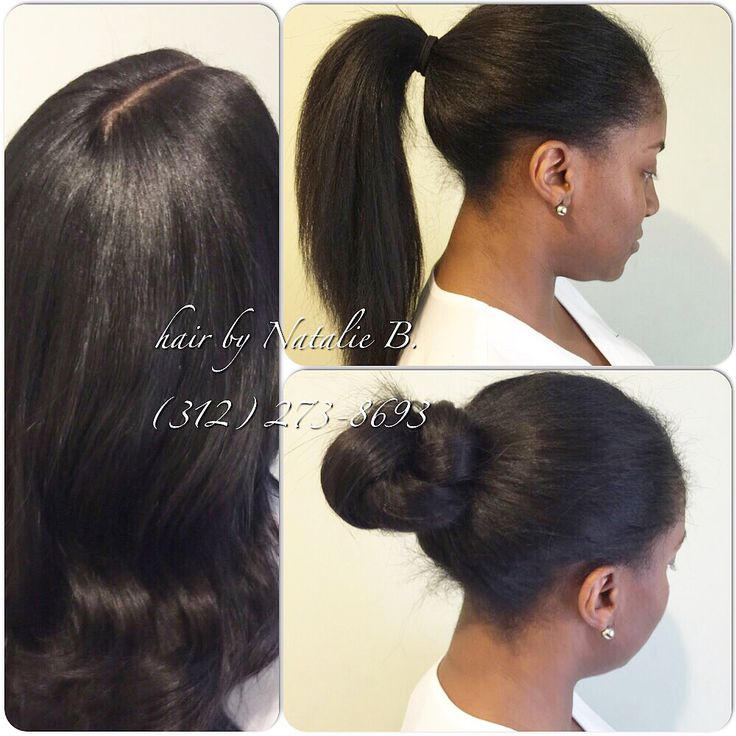 Learn how to do hair weaves