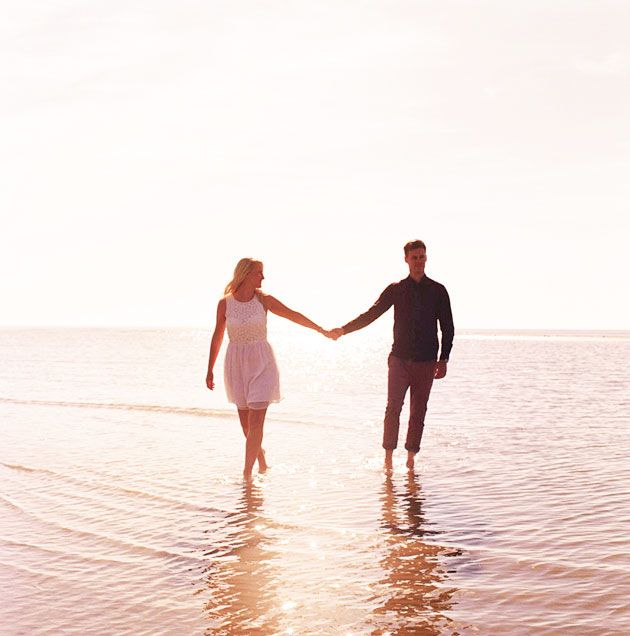 Beach engagement couple photo shoot photography pre wedding ideas inspiration| Stories by Joseph