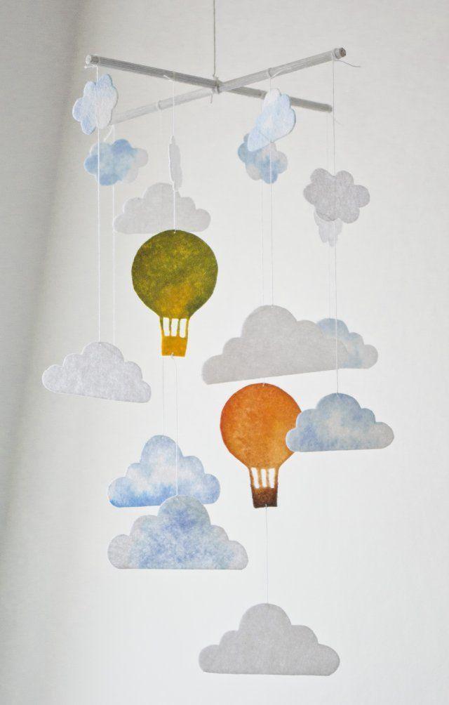 Singin In The Rain  hot air balloons (proj. Bahama Mama), do kupienia w DecoBazaar.com