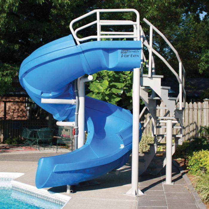 Sr Smith 695 209 23 Vortex Pool Slide Full Tube With
