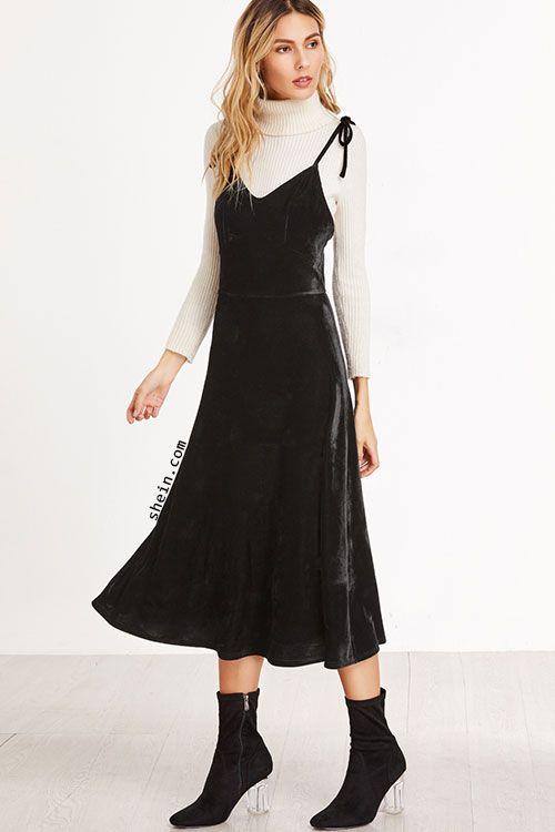 Shop Velvet Cami Dress!