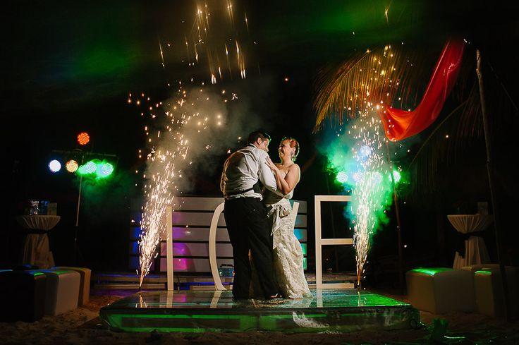 Cozumel Wedding Whitney Bradley