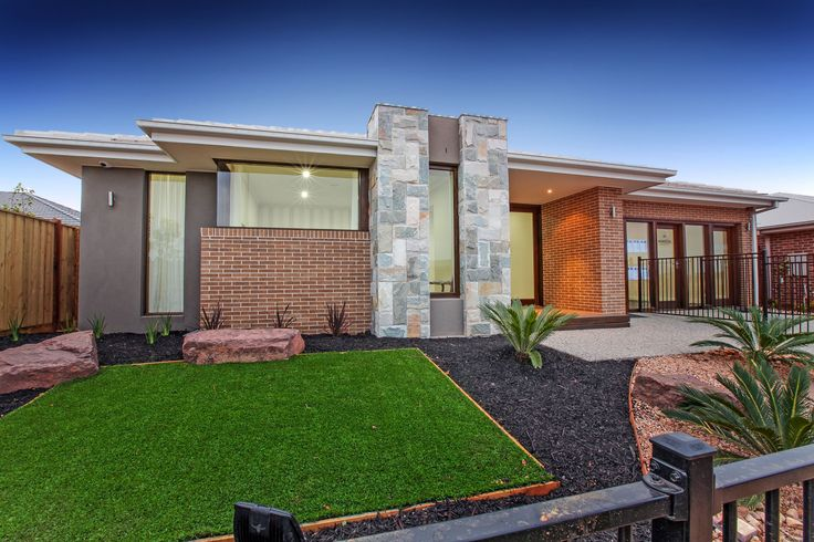 Luxury family oasis on design and space, this is a generous home the whole family will love, enjoy and feel proud of.   #ModernHouse #DisplayHome #Facade #MimosaHomes #Sabah www.mimosahomes.com.au