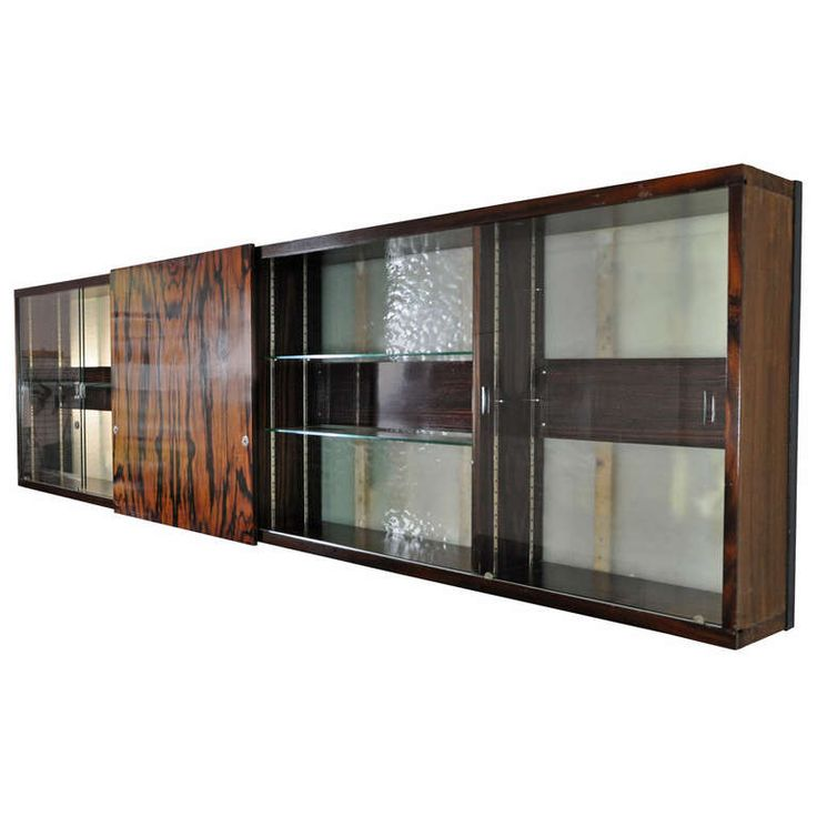 Vitrine for Nationale Suisse Insurance, Basel Switzerland | From a unique collection of antique and modern dry bars at http://www.1stdibs.com/furniture/storage-case-pieces/dry-bars/