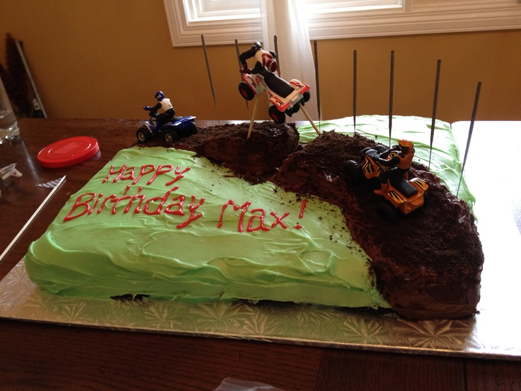 4 Wheeler Cake For Boys Birthday Cake And Party Ideas