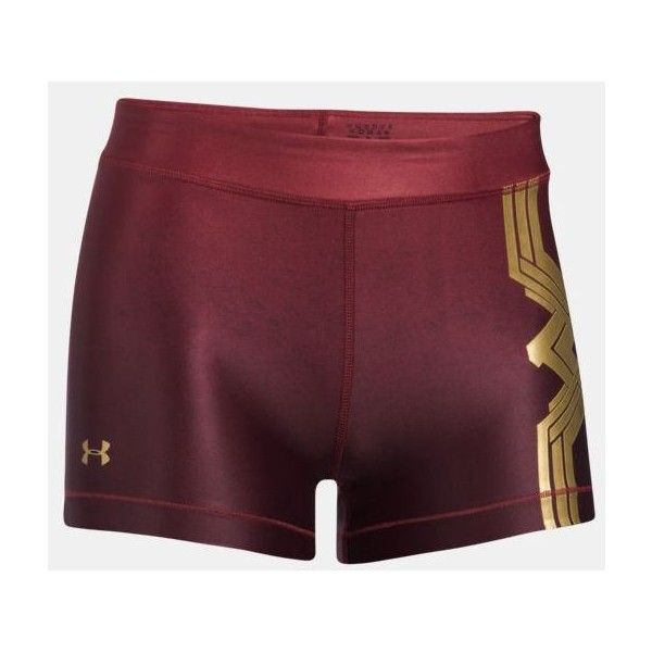 Women's Under Armour® Alter Ego Wonder Woman Shorty | Under Armour US ($60) ❤ liked on Polyvore featuring intimates and under armour