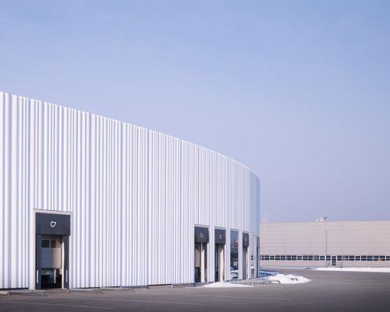 Vitra Campus | Produktionshalle | Weil am Rhein | SANAA