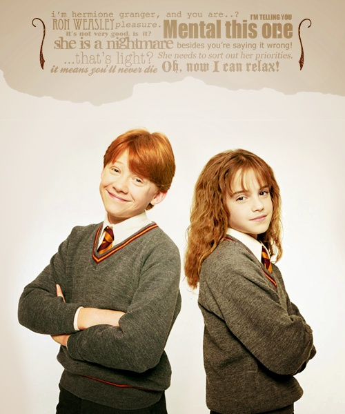 Hermione why marry ron did Why did