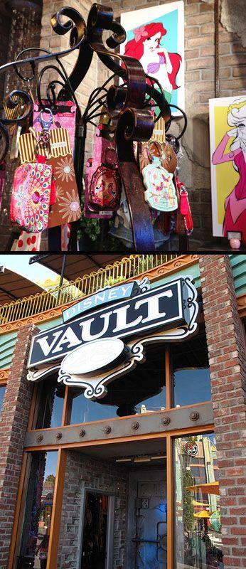 Disney Vault 28 Store