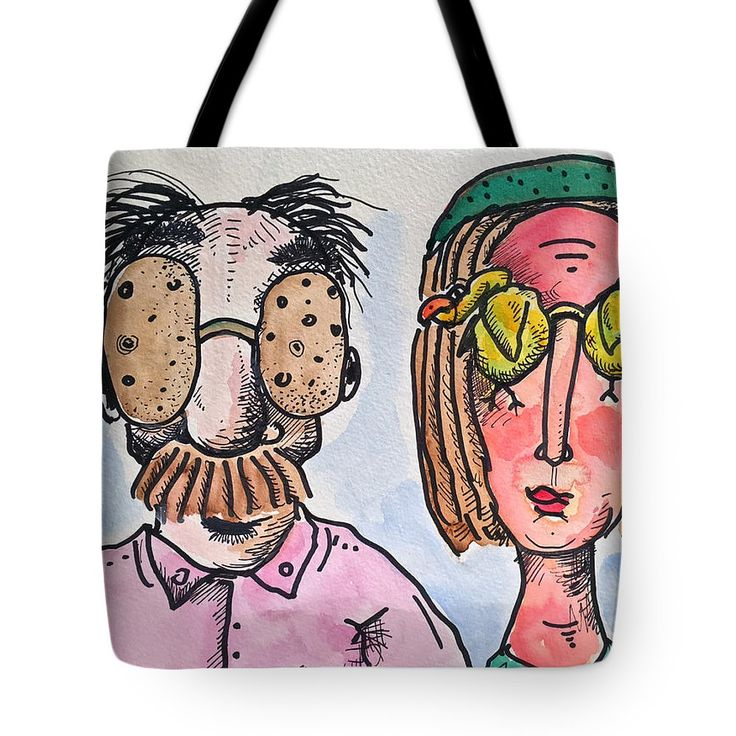 New Food World Tote Bag