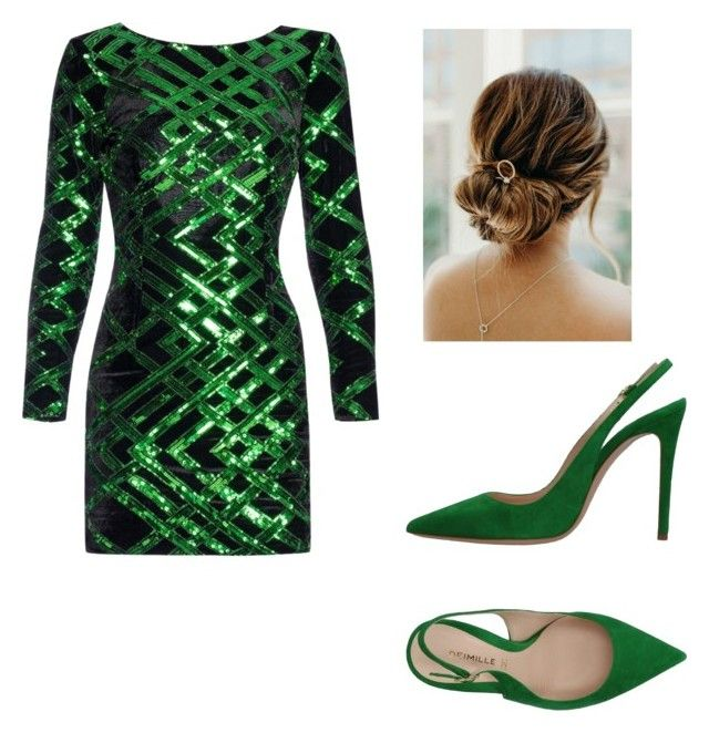 """""""District 13"""" by skye-christenson on Polyvore featuring Nissa Jewelry and Deimille"""