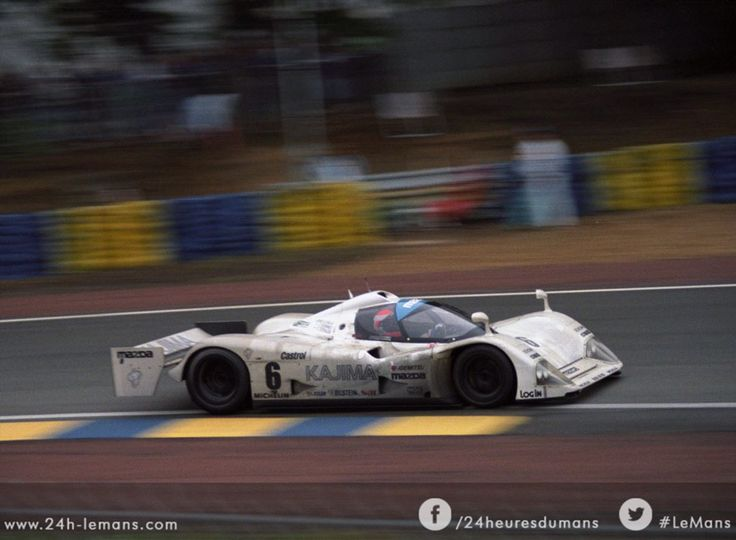 endurancemotorsport 24h le mans of 1992 6 mazda mxr 01 cat c1 by post 1990 sports. Black Bedroom Furniture Sets. Home Design Ideas