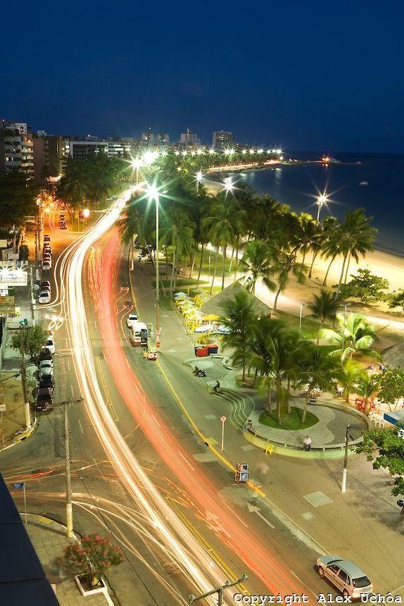 Praia da Ponta Verde- Maceió Alagoas