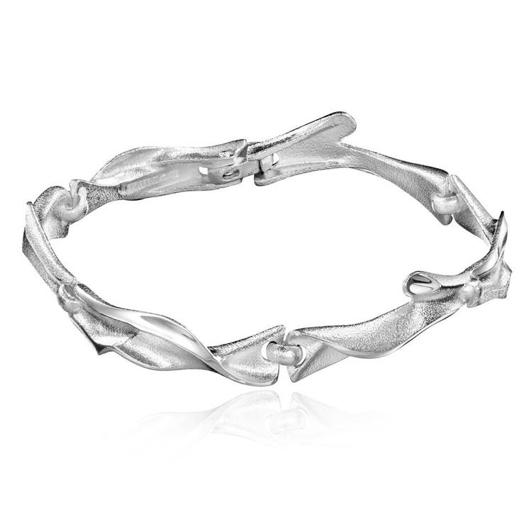 ARIETA  Design Zoltan Popovits / Silver Bracelet / Lapponia Jewelry / Handmade in Helsinki