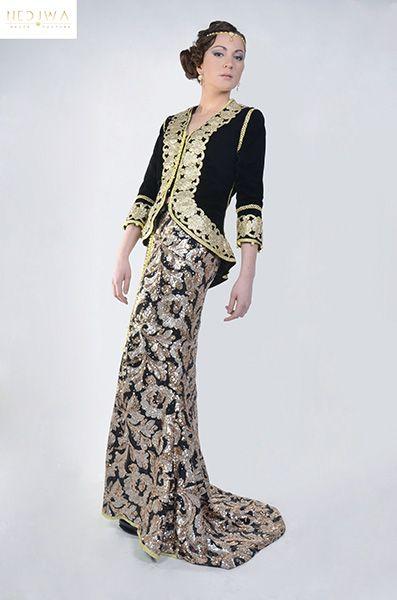 Création Karakous haute couture orientale Collection 2015: