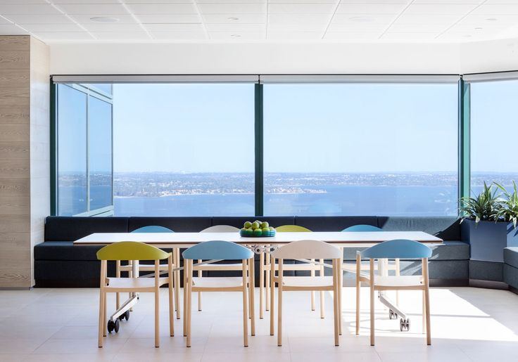 Pirch Headquarters by Hollander Design Group | Office space ...