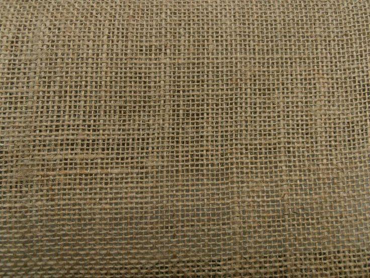 Natural Jute Hessian Fabric 10oz | Textile Express | Buy Fabric