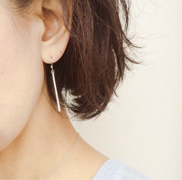 blog@fabCouture.com: ●実はピアスも素敵です【TAI Jewelry /タイジュエリー】