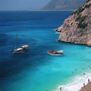 Bodrum, Aegean region of Turkey