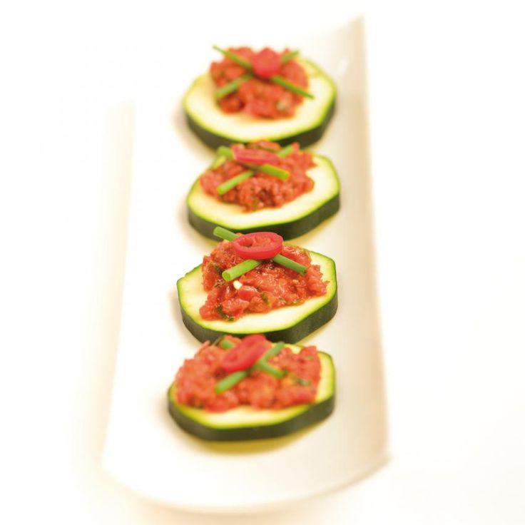 Recept voor paprika-tapenade - Rineke Dijkinga